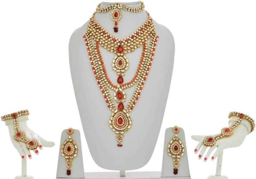 TOP 8 BEST WEDDING BRIDAL JEWELLERY IN INDIA 2020