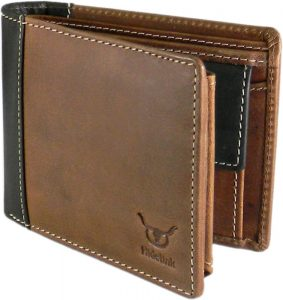 Top 10 Best Men's Leather Wallets in INDIA 2020