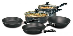 TOP 10 BEST NON STICK COOKWARE SET IN INDIA 2020